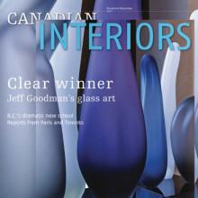 Canadian Interiors Magazine