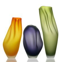 Saffron, Midnight Blue & Olive