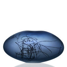Steel Blue Ovoid