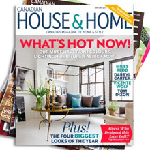 House & Home Magazine January 2013 Issue