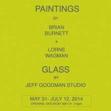 Lorne Wagman, Brian Burnett and Jeff Goodman