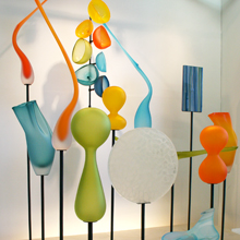 ICFF booth
